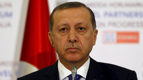Turkish President Tayyip Erdogan © Osman Orsal
