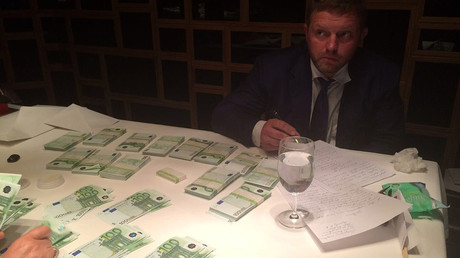 Governor of Kirov Region detained while receiving €400k bribe - Investigative Committee