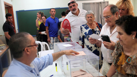 Spain's Conservative PP wins rerun election, Podemos upset by surprisingly low results
