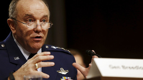 NATO Supreme Allied Commander, U.S. Air Force General Philip Breedlove. © Jonathan Ernst