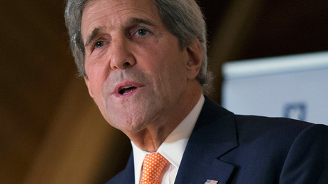 U.S. Secretary of State John Kerry © Evan Vucci