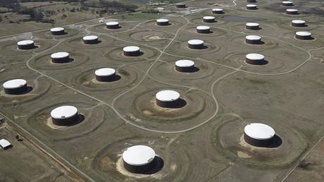 US oil reserves top Russia, Saudi Arabia - study