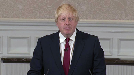 Boris on his bike: Johnson deserts cause, pulls out of Tory leadership race