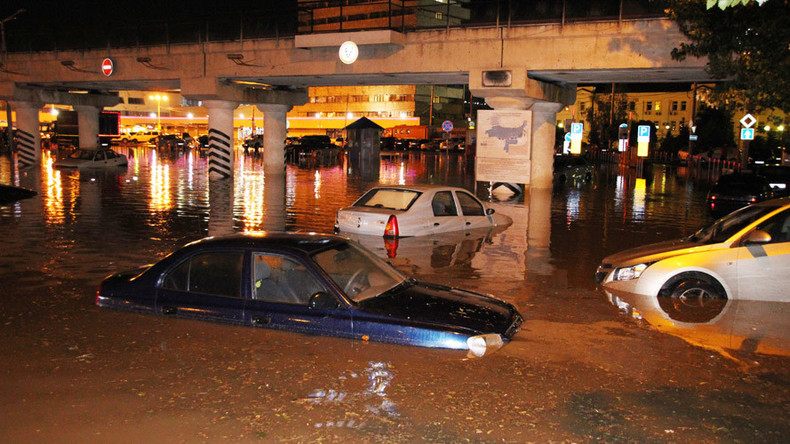 Rostov rainstorm: Flash flooding devastates southern Russian city (PHOTOS, VIDEOS)