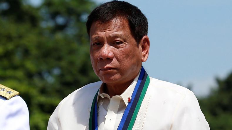'Go ahead & kill' drug addicts, Philippines president says