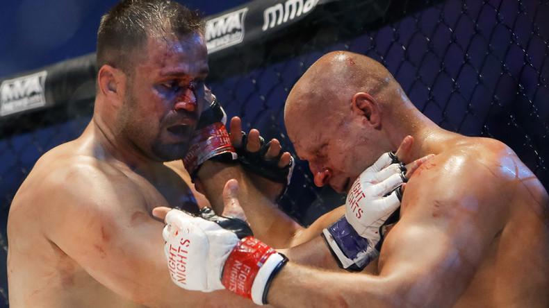 Maldonado appeals controversial Fedor Emelianenko victory