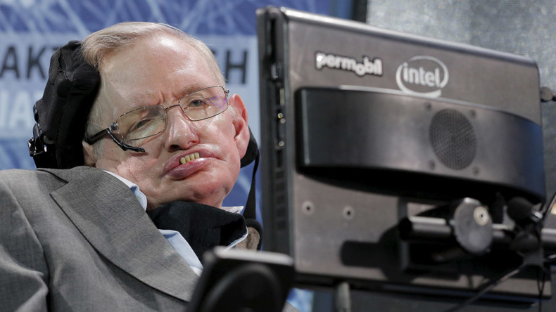 US woman gets suspended sentence for death threats to Stephen Hawking