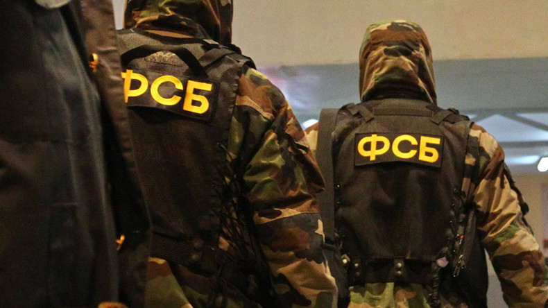 10 ISIS-funding timber dealers detained in central Russia, suicide belt & weapons seized – report