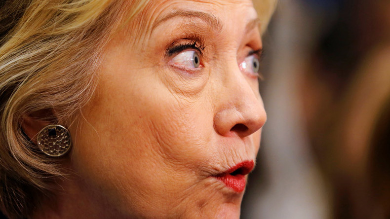 FBI to grill Hillary Clinton over classified email scandal as early as Saturday – reports
