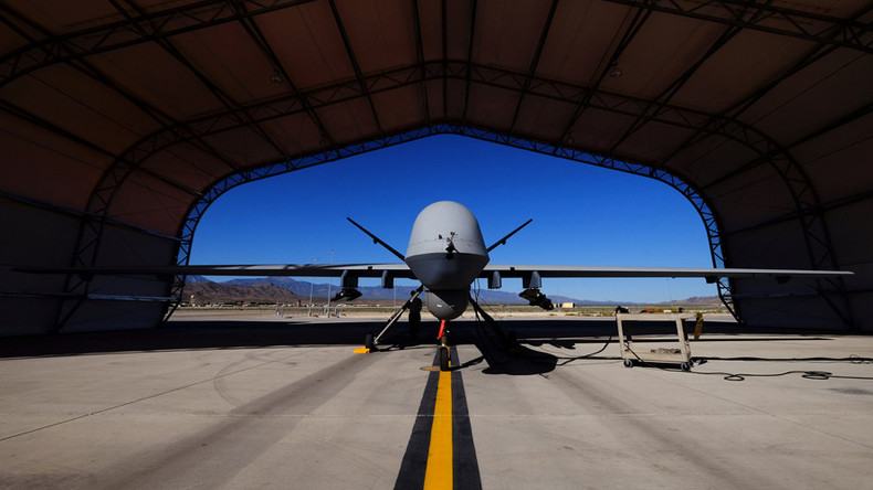 'US drone war violates international law'