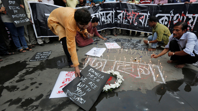 'Their only religion is terrorism':  Bangladeshi PM slams ISIS hostage-taking attack