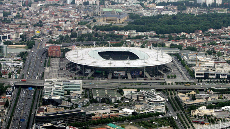 Loud controlled explosion rocks Stade de France area before Euro quarter final (VIDEO)