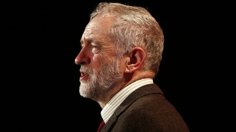 Photo of tired Jeremy Corbyn sparks debate on Labour leadership