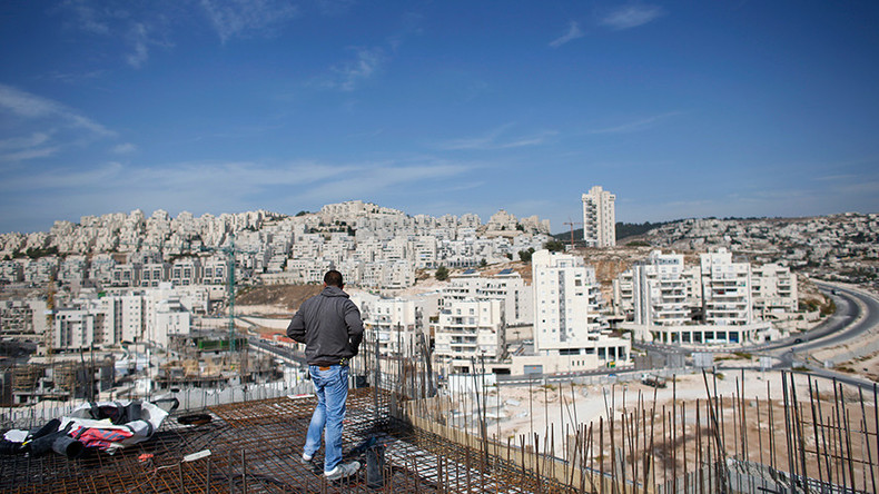 Israel approves 800 settler homes in & outside E. Jerusalem after teen killing