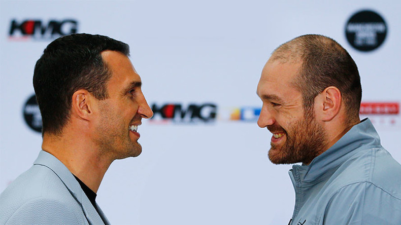 Fury vs. Klitschko rematch date set