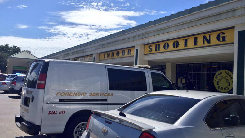 14yo killed by own father at Florida shooting range
