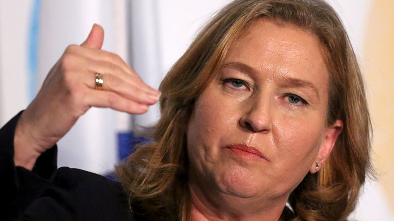'If Israel's Tzipi Livni is not a war criminal, why does she refuse to defend herself in court?'