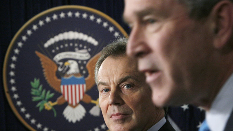 Tony Blair's letters to George W. Bush to be released... but not the president's replies