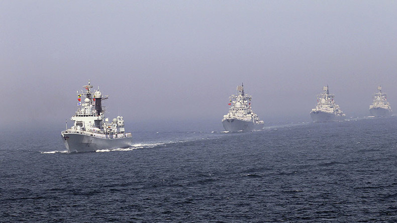 'Price to pay for US': Beijing ready to confront Washington if it intervenes in S.China Sea dispute