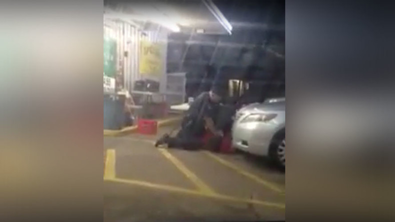 Shocking new video of police killing Alton Sterling sparks protests, outrage