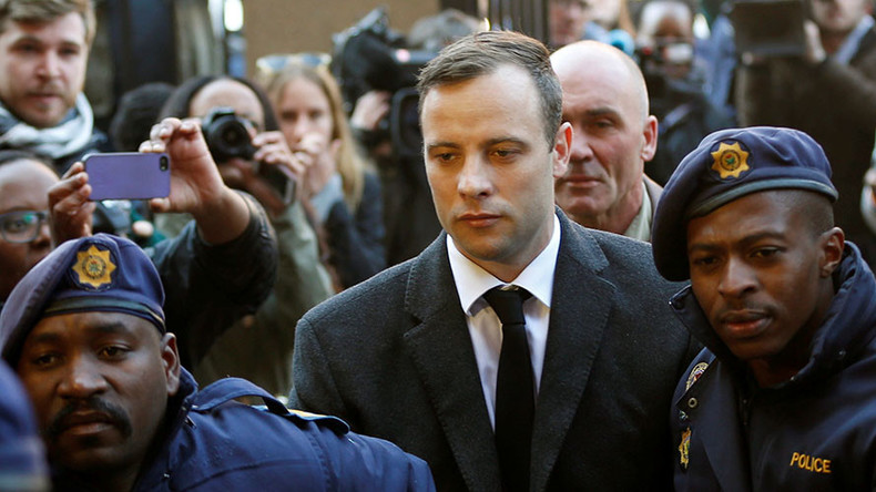 Paralympic gold medalist Pistorius sentenced to 6 years for murder