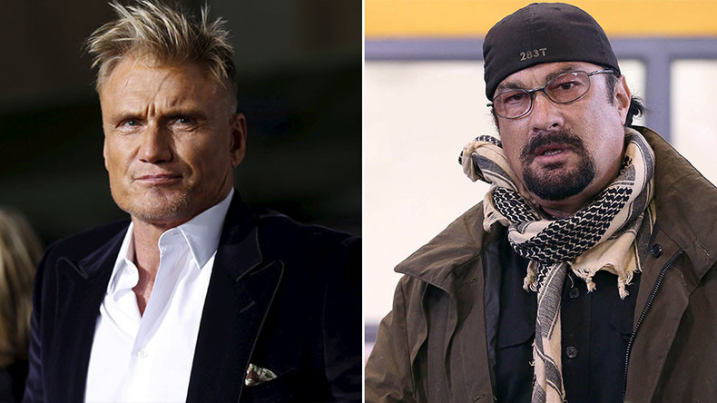 Seagal v Lundgren finally happening – tell us your favorite film showdown (POLL)