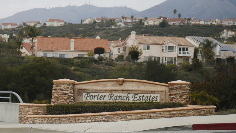 New gas leak near Porter Ranch eliminated – utility company
