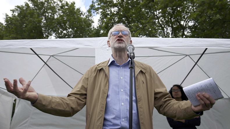 Coup defeated? Labour rebels back down fearing party split as Corbyn refuses to go - reports