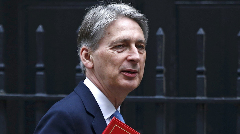 Hammond: UK not yet ready for Brexit negotiations