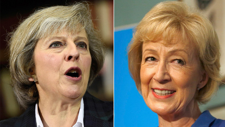 Tory head-to-head: 1 of these women may be Britain's next prime minister