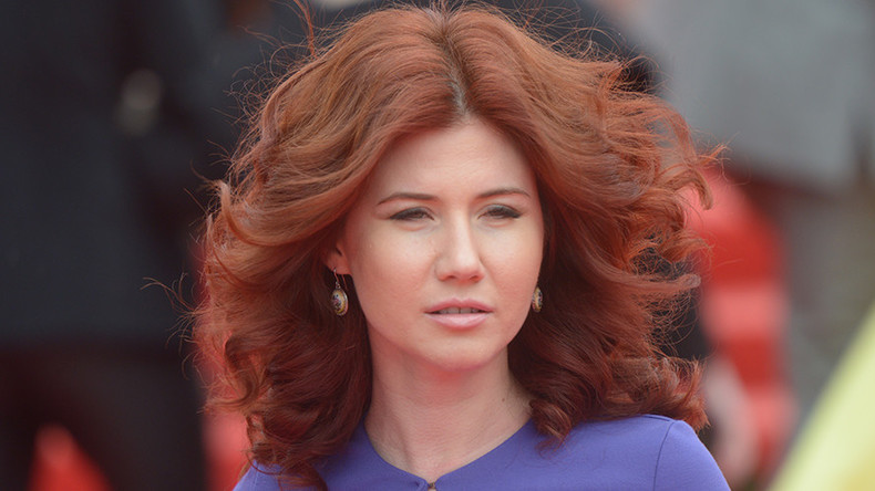 Russian red hair