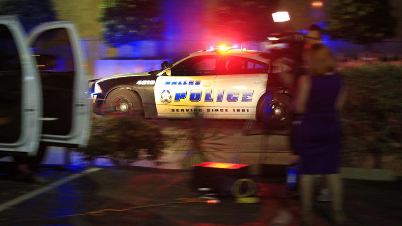 Robot bomb kills a Dallas suspect