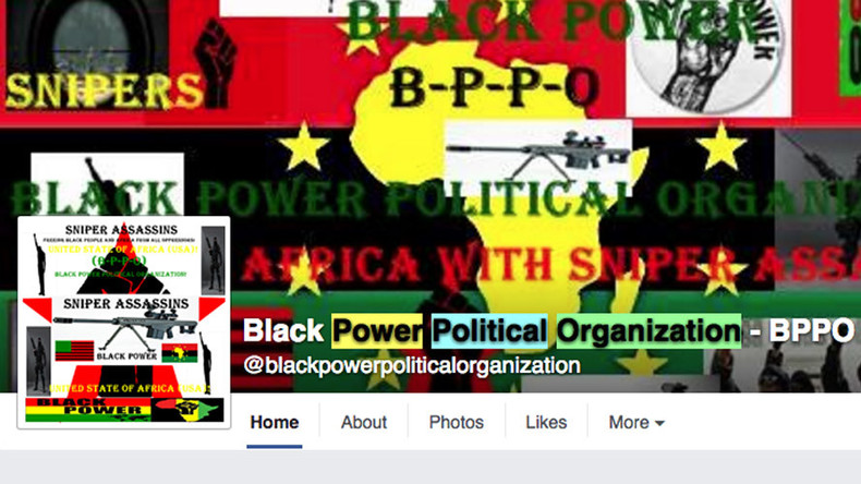 Black Power Political Organization claims Dallas shooting on Facebook, vows more attacks