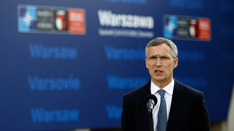 NATO missile defense goes live in Europe, isolating Russia not the goal – Stoltenberg
