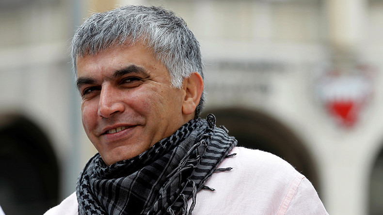 Amnesty Intl., EU parliament urge Bahrain to release rights activist Nabeel Rajab