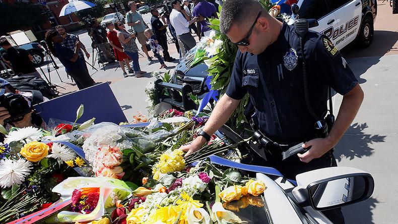 Vigils held nationwide for 5 Dallas officers fatally shot