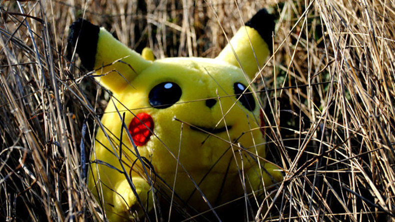 Teen finds dead body while looking for Pokemon with phone game