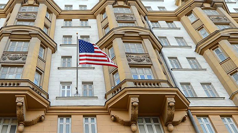 Moscow confirms US expelled 2 Russian diplomats, initially asked to keep it secret