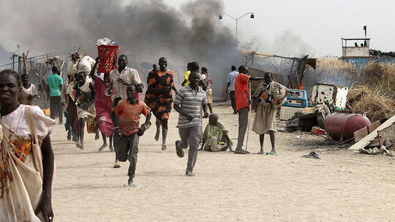 Up to 272 dead in South Sudan, mortars & RPGs fired near UN compound