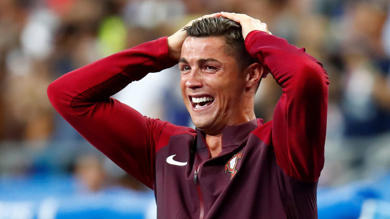 Ronaldo's emotional rollercoaster: Internet reacts to Portugal's Euro 2016 victory