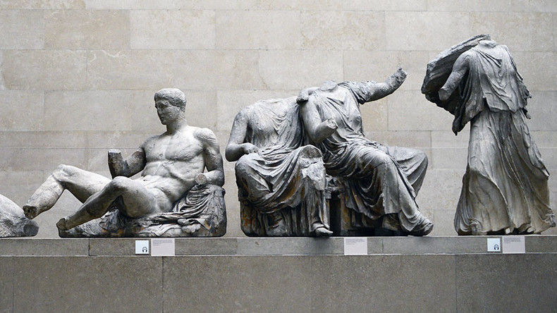 Elgin Marbles must be returned to Greece, say MPs