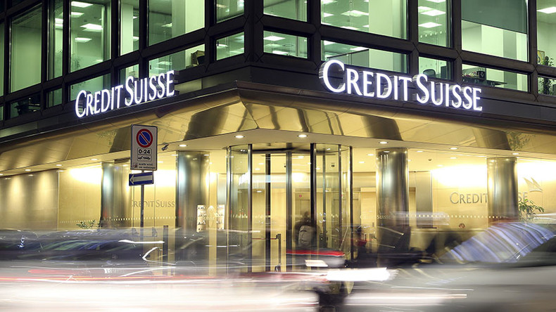 Credit Suisse scales back private banking in Russia