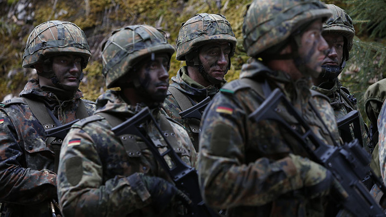 'Helping shape world order':  New military roadmap seeks greater German defense role