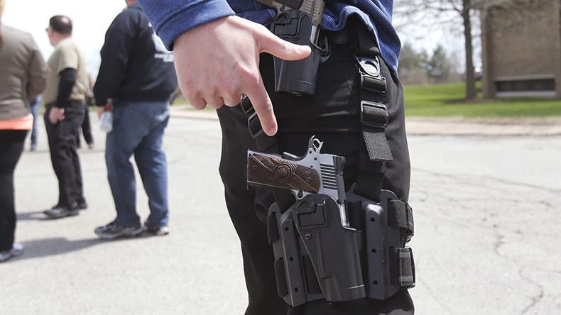 Dallas sniper shootings put spotlight on open-carry gun laws