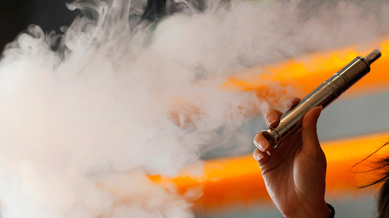 Teens who would never smoke cigarettes now getting taste for vaping – study