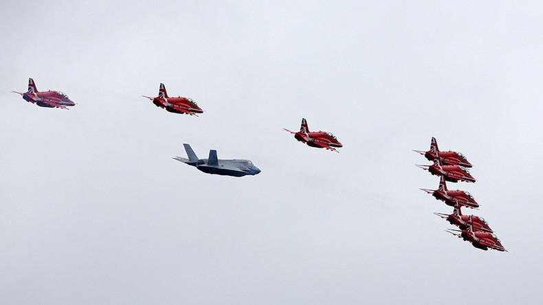 Lockheed, could you spare a dime? Pentagon seeks F-35 savings