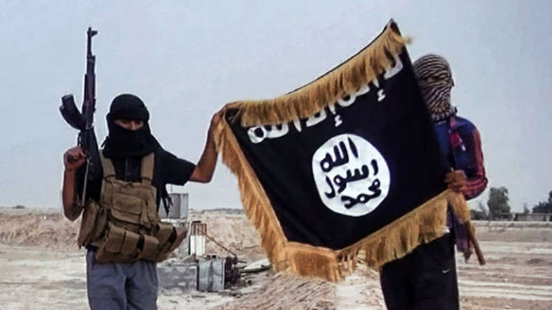 ISIS stages bizarre Jihad Olympics complete with balloon blowing & musical chairs