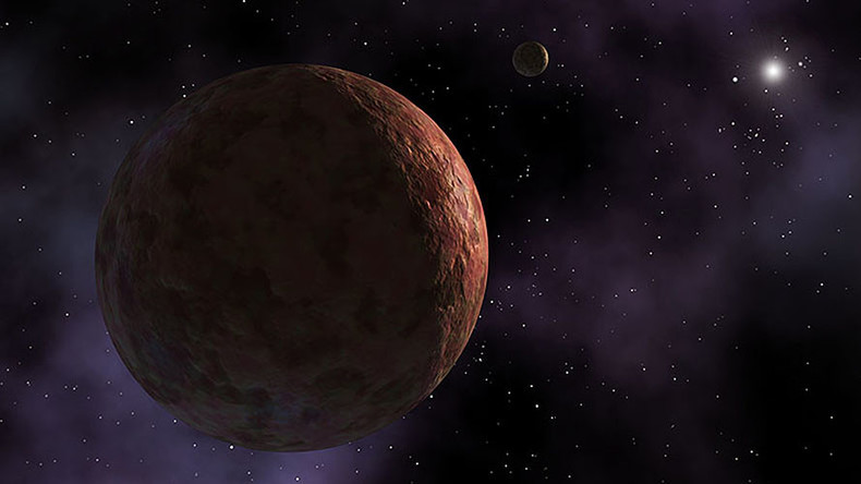 700yrs to orbit Sun: New dwarf planet spotted beyond Neptune & Pluto