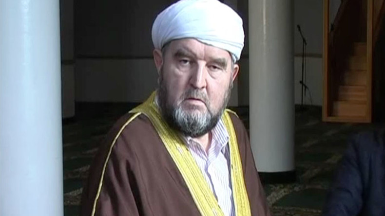 Moscow imam under house arrest over allegations of publicly justifying terrorism