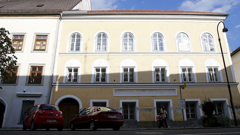 No to neo-Nazi 'cult' site: Austrian government agrees to seize Hitler's birthplace